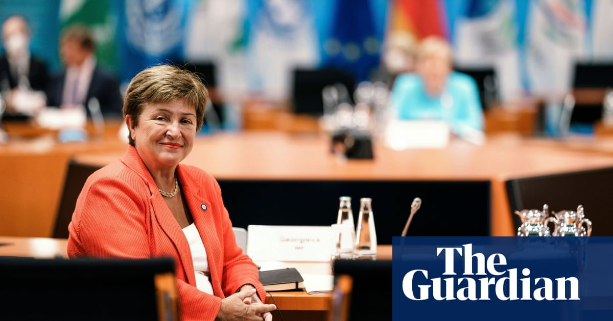 IMF boss Kristalina Georgieva 'faces coup plot'
