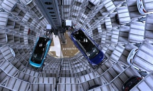 Wolfsburg: Volkswagen electric car plant