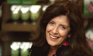 Body Shop founder Anita Roddick