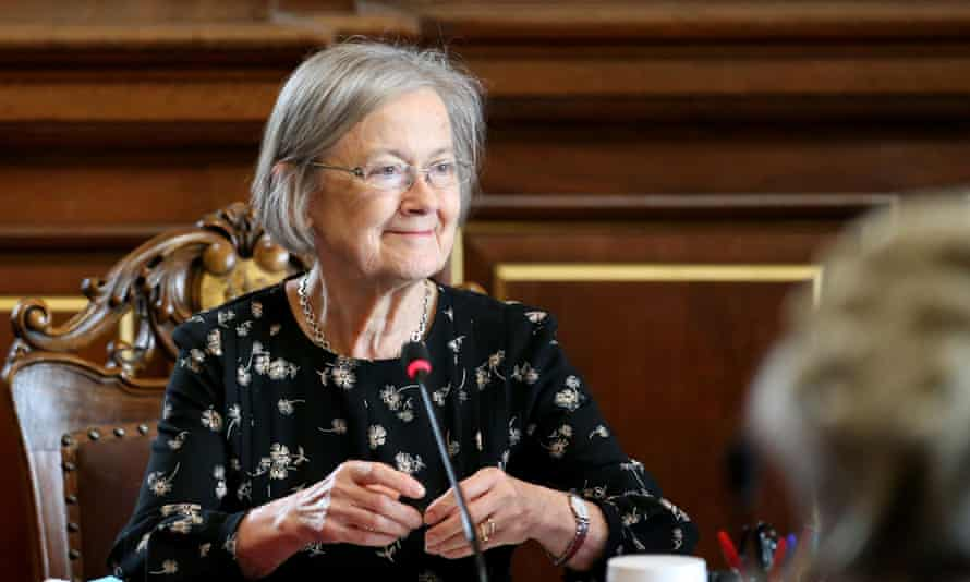 Lady Hale's ascent of the judicial ladder did not follow the conventional route.