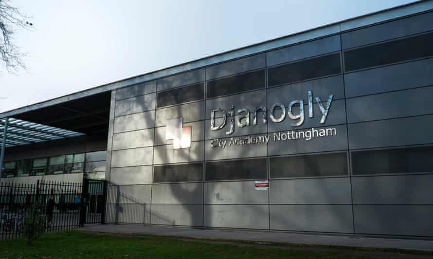 Djanogly City Academy in Nottingham.