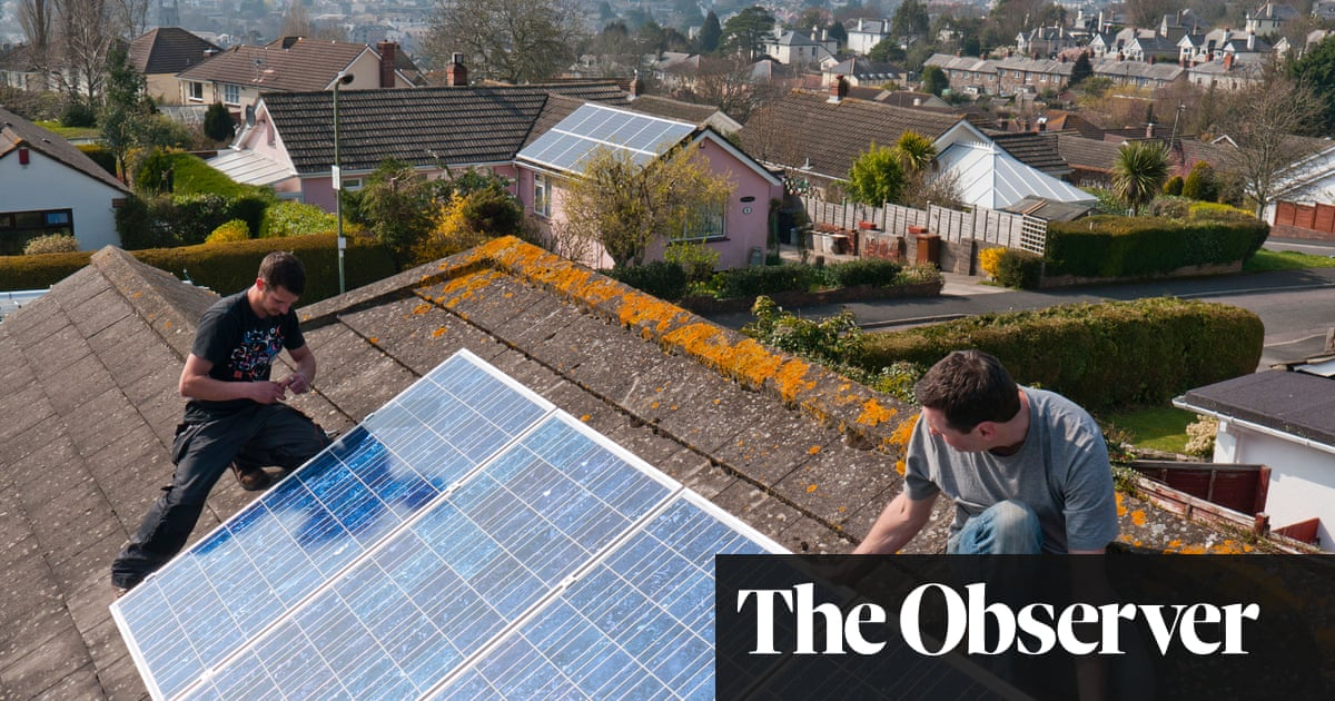 New rules give households right to sell solar power back to energy
