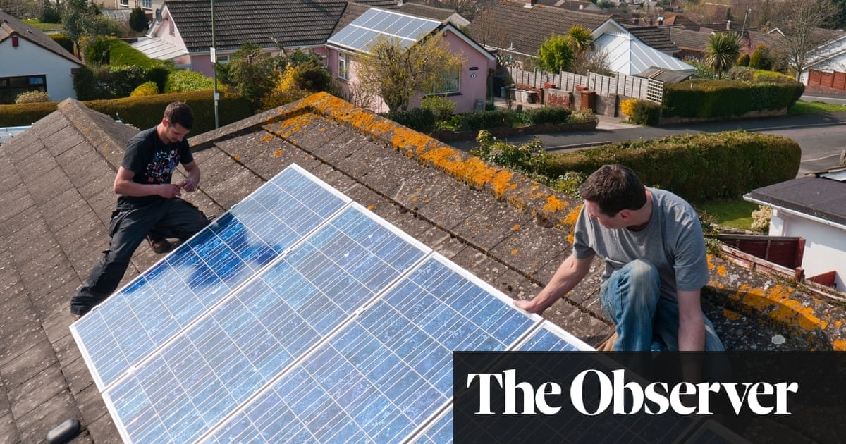 Under new rules for selling solar power, is it still worth