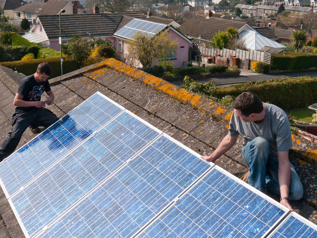 Under New Rules For Selling Solar Power Is It Still Worth It Money The Guardian