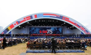 D-day commemorations in Portsmouth