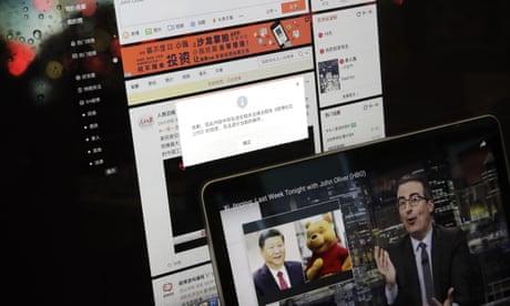 The great firewall of China: Xi Jinping's internet shutdown   News