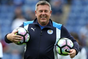 Craig Shakespeare, now of Everton.