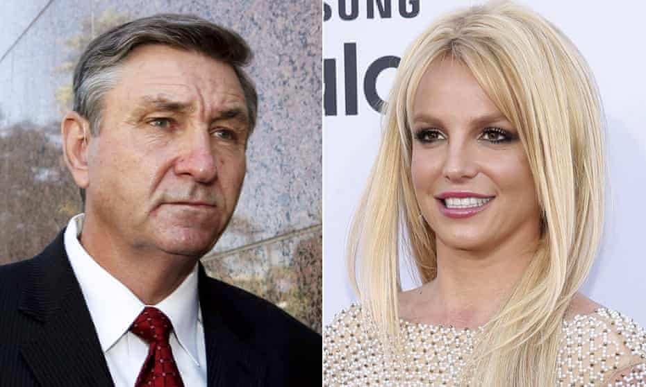 Jamie Spears, father of Britney Spears, has filed a petition to end the 13-year conservatorship that controls the singer's life.