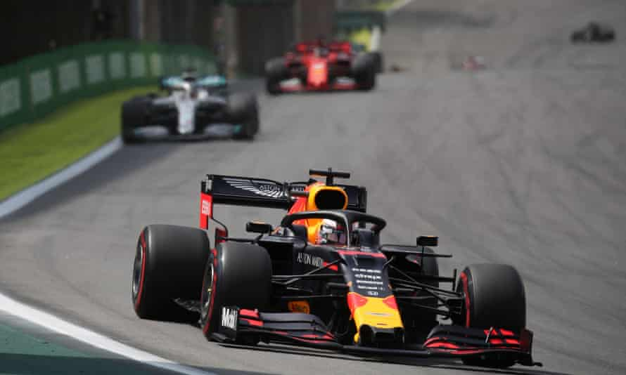 Max Verstappen's calm and controlled performance caught the eye in Brazil and rightfully earned him victory.