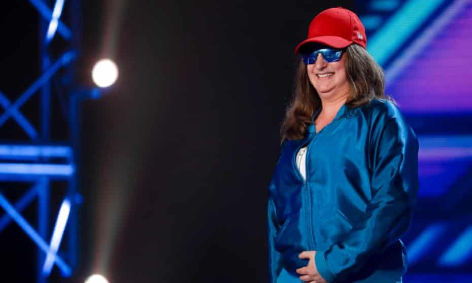 Honey G on the X Factor