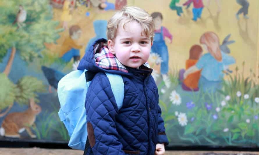 Prince George is to attend Thomas's Battersea in September.