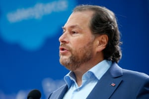 Salesforce CEO: Tech Billionaires 'Hoard Their Money' And Won't Help Homeless