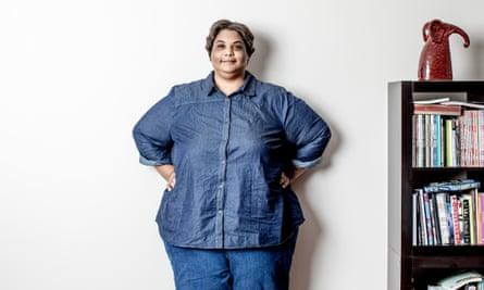Roxane Gay in 2014.