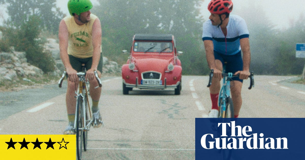 The Climb review –   hilarious true-to-life bromance