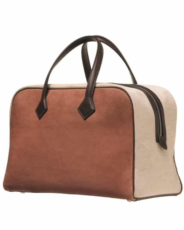 The new Victoria bag, made from biotextile Sylvania.