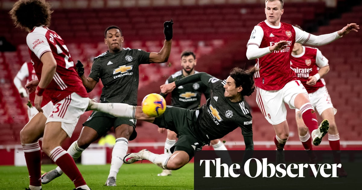 Manchester Uniteds big blanks reflect lack of heat without crowds | Barney Ronay