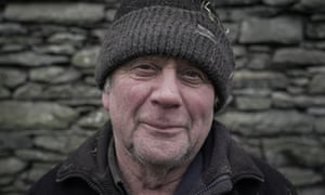 Dairy farmer Raymond Crowe