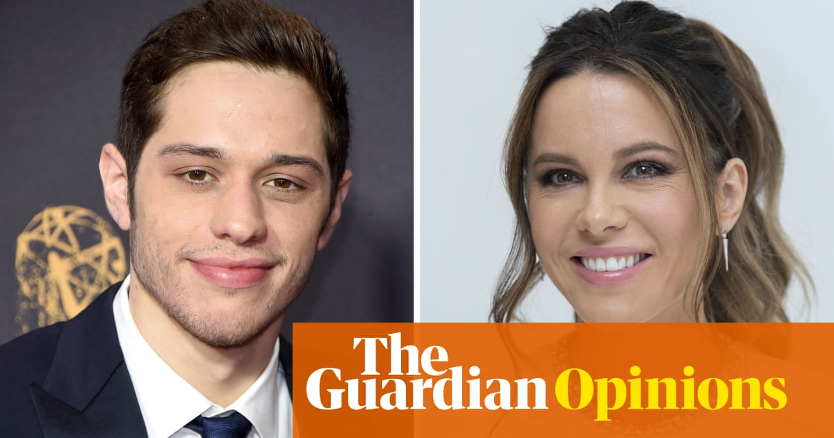 Pete Davidson is dating an older woman - why is the world shocked?| Arwa Mahdawi