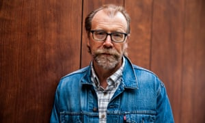 'At some point a great country has to have a great animating principle. And somewhere along the line we mistook materialism for ours' ... George Saunders.