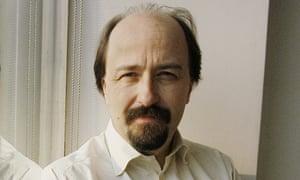 Bill Emmott in 2005, when he was editor of the Economist.