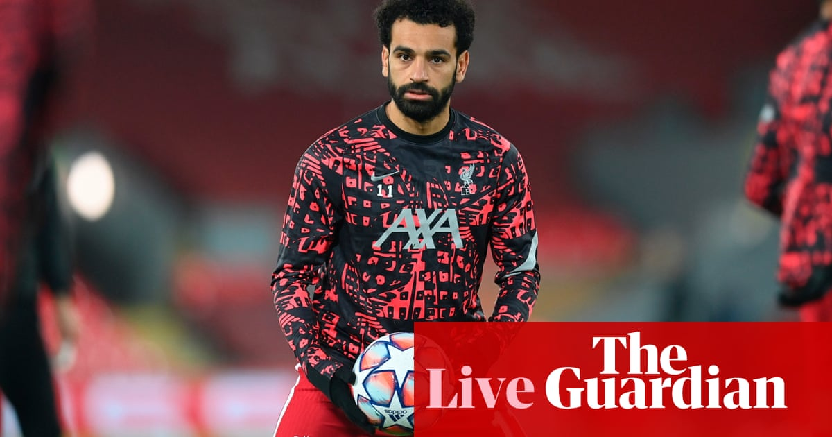 Liverpool v Ajax: Champions League – live!