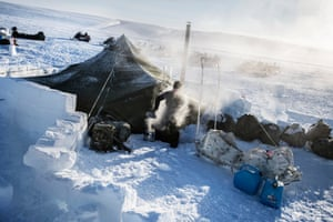 Operation Nunalivut is conducted every year in Canada's high Arctic