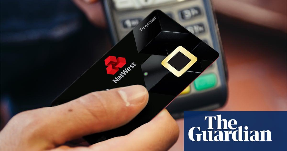 NatWest trials fingerprint debit cards to remove £30 limit