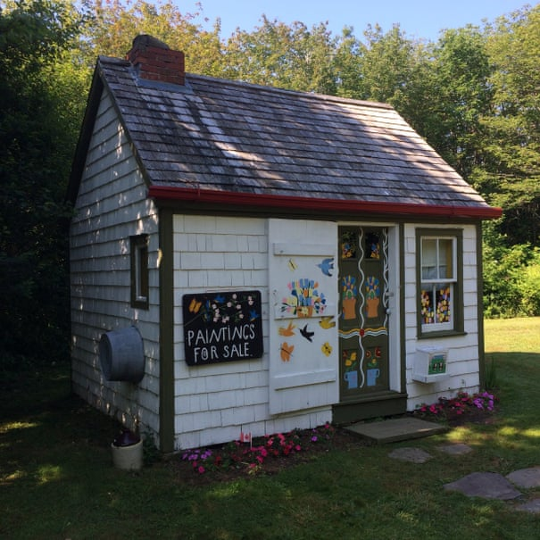 Maudie's Nova Scotia: exploring the landscapes that inspired Maud