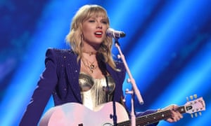 Taylor Swift says she is focused on the 2020 election but wary that her support might backfire 'because I do feel that the celebrity involvement with Hillary's campaign was used against her'.