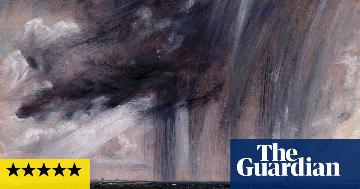 The volcanic, uncontrollable visions of a master reborn – Late Constable review