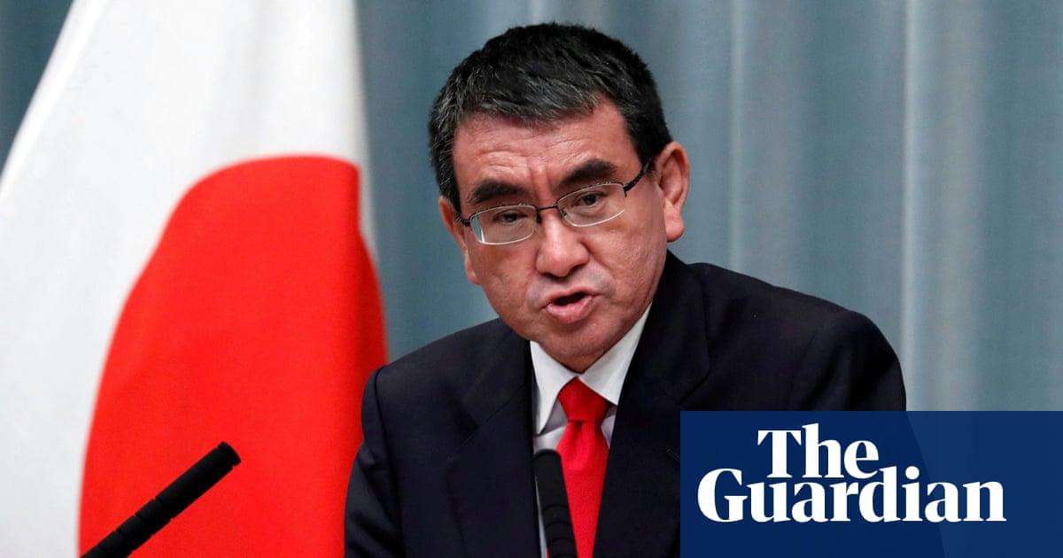Outgoing Japanese PM backs vaccine minister Tara Kono as successor – report