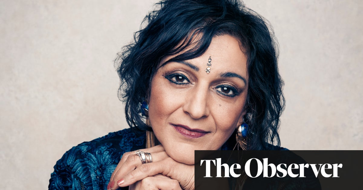 Meera Syal: 'I was a Midlands wench outside the house and a good Indian girl at home'