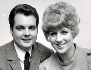 Tony Hatch and Jackie Trent.