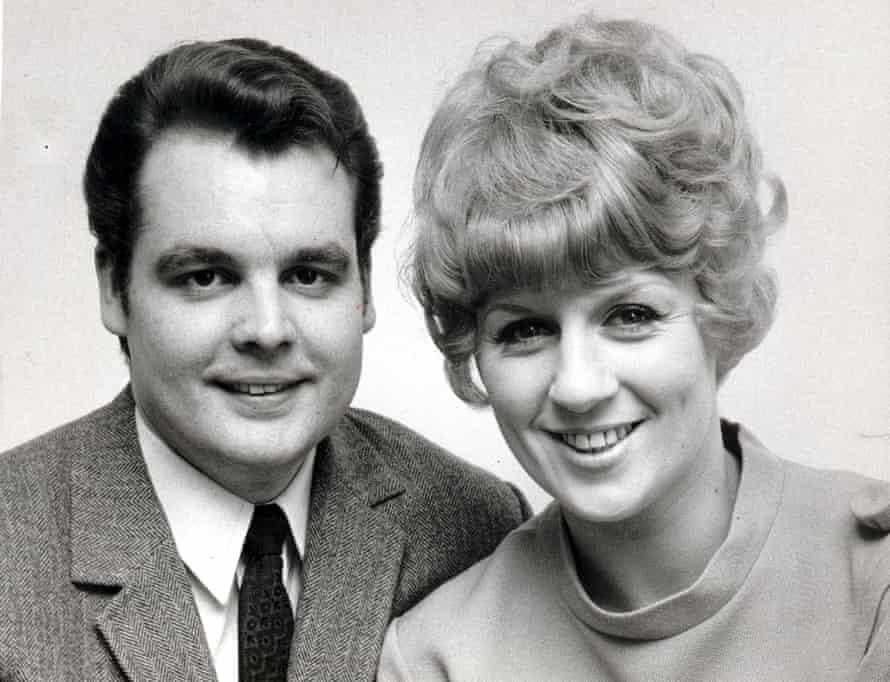 Tony Hatch and Jackie Trent.