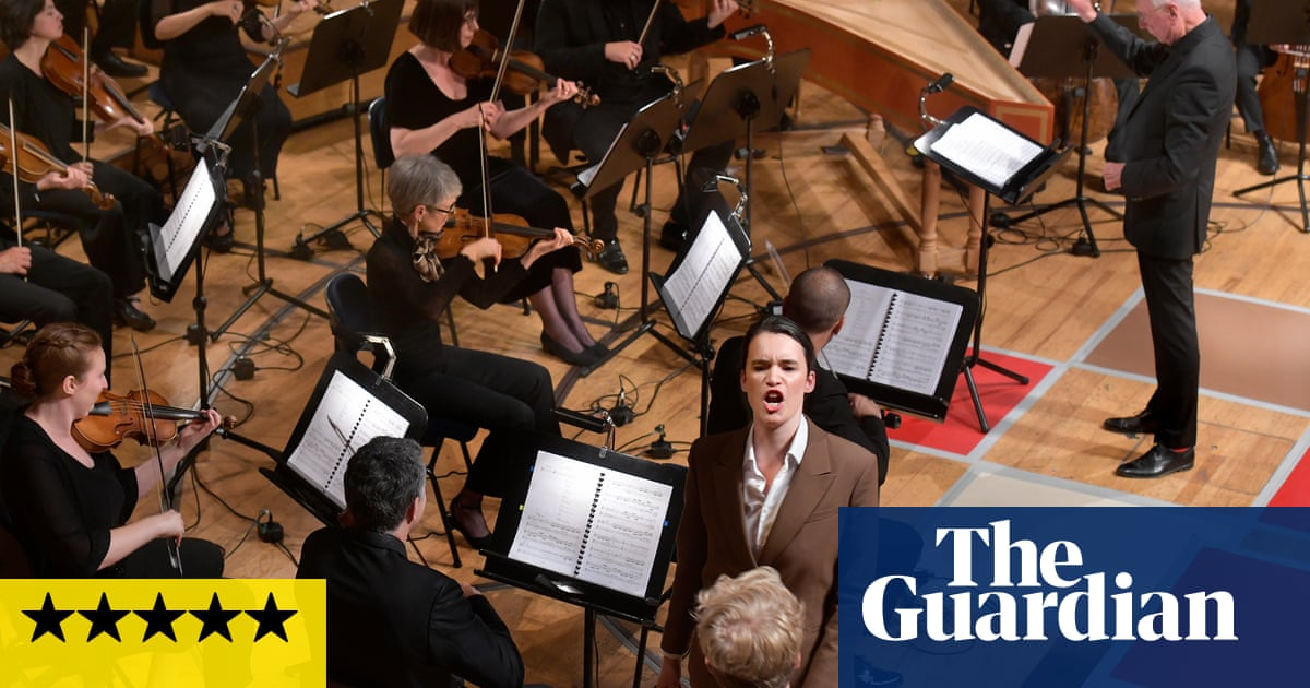 The week in classical: Berlin Philharmonic/ Petrenko; Partenope at the Lucerne festival