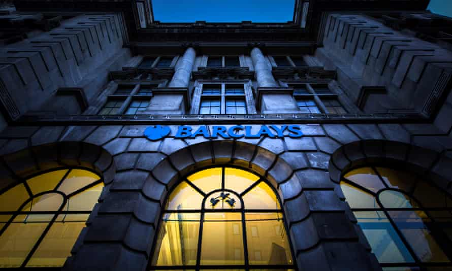 Barclays profits are up 25% to £3.1bn.