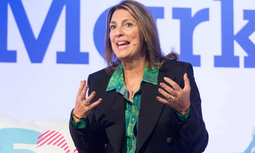 Carolyn McCall, chief executive of ITV