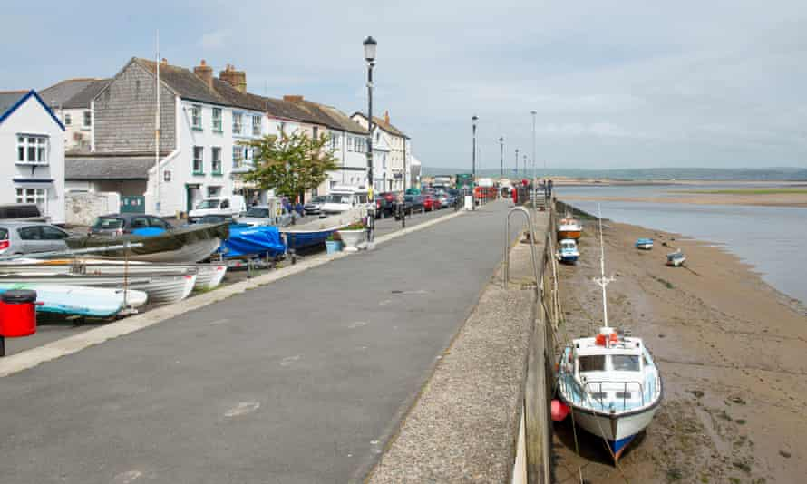 Appledore has been hit by the loss of fishing and shipbuilding jobs.