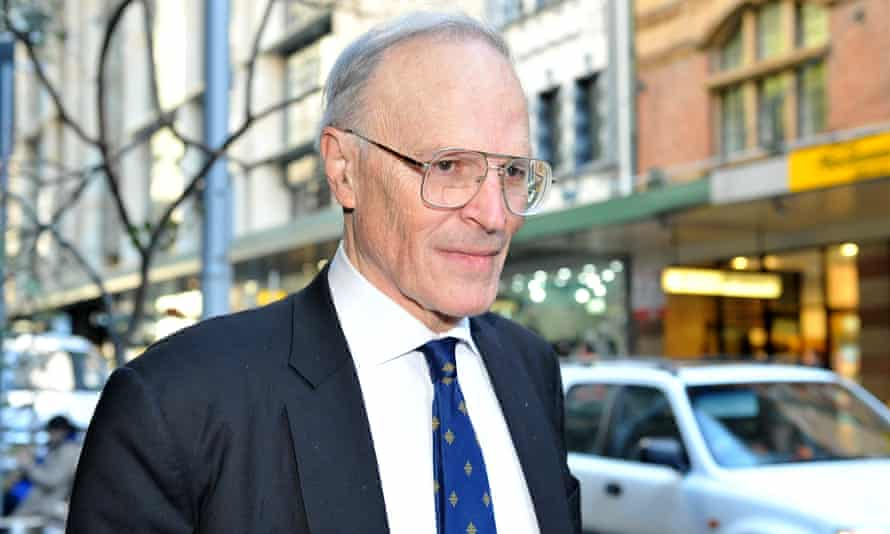 Dyson Heydon, who has been accused of sexual harassment, has 'emphatically' denied any allegation of predatory behaviour or breaches of the law.