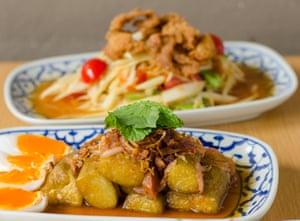 'Drinking food' at Soul Food Mahanakorn