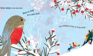 Tim Hopgood's Walking in a Winter Wonderland.