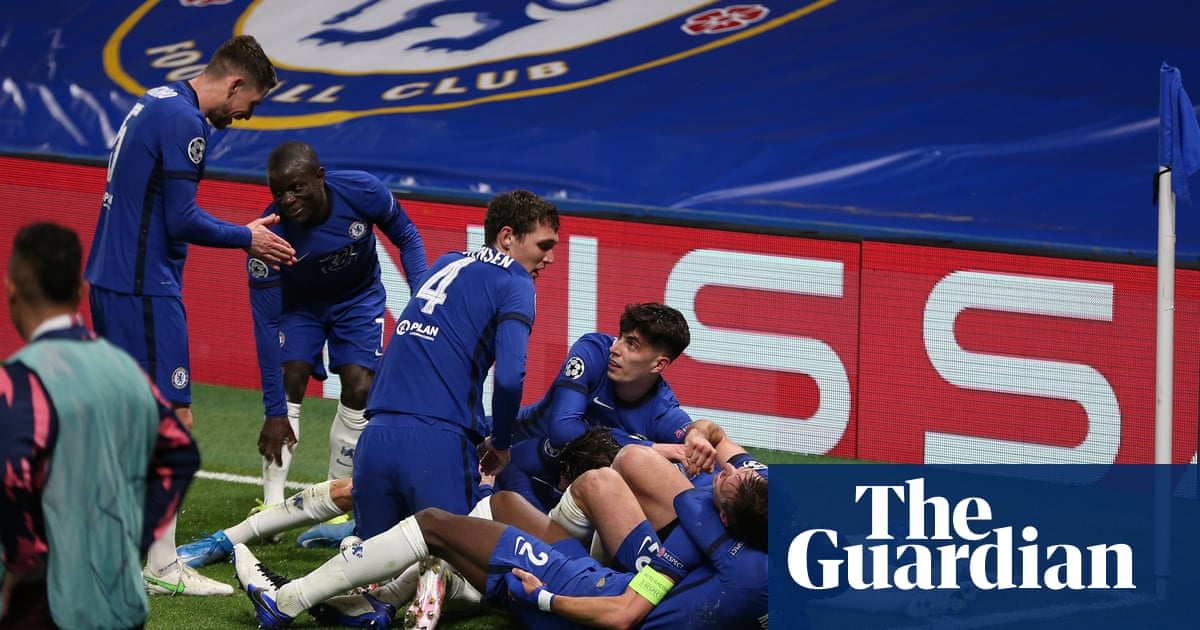 N'Golo Kanté steals show for Chelsea even if forwards still lack cutting edge