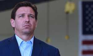 Florida governor Ron DeSantis declared a state of emergency on Saturday.