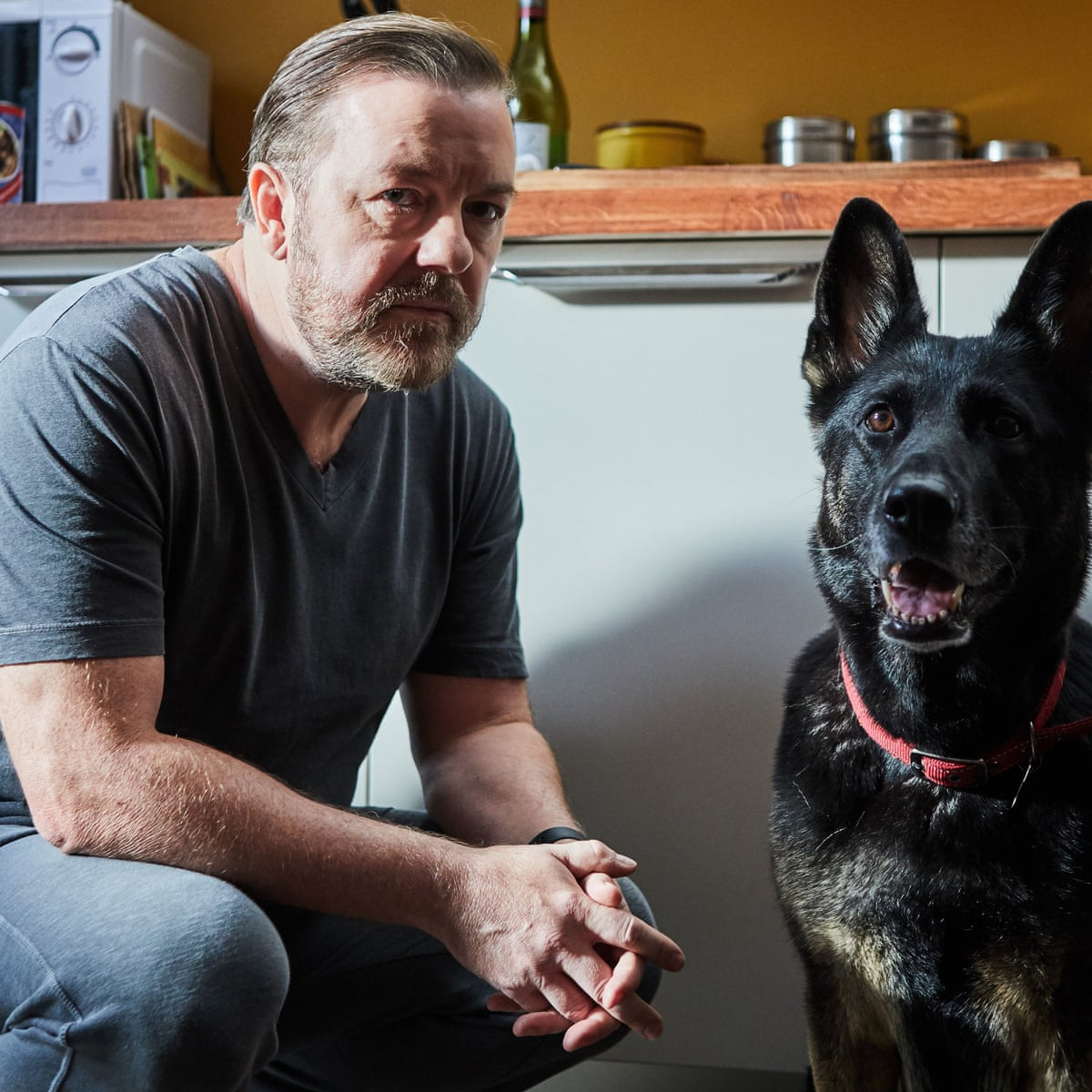 Ricky Gervais calls After Life the best thing he's done. This is ...