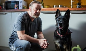 Ricky Gervais's dark comedy After Life has been recommissioned by Netflix.