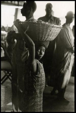 Child Porter, Ivory Coast, 1972