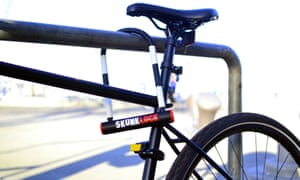 Bike lock developed that makes thieves immediately vomit | Life and
