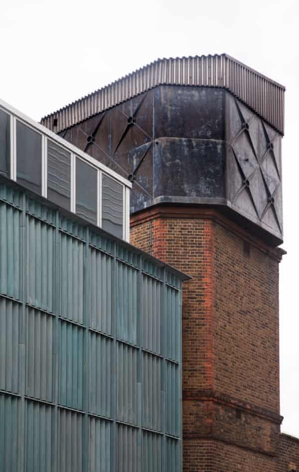 The Goldsmiths CCA exterior.