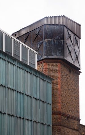 The Goldsmiths CCA exterior.