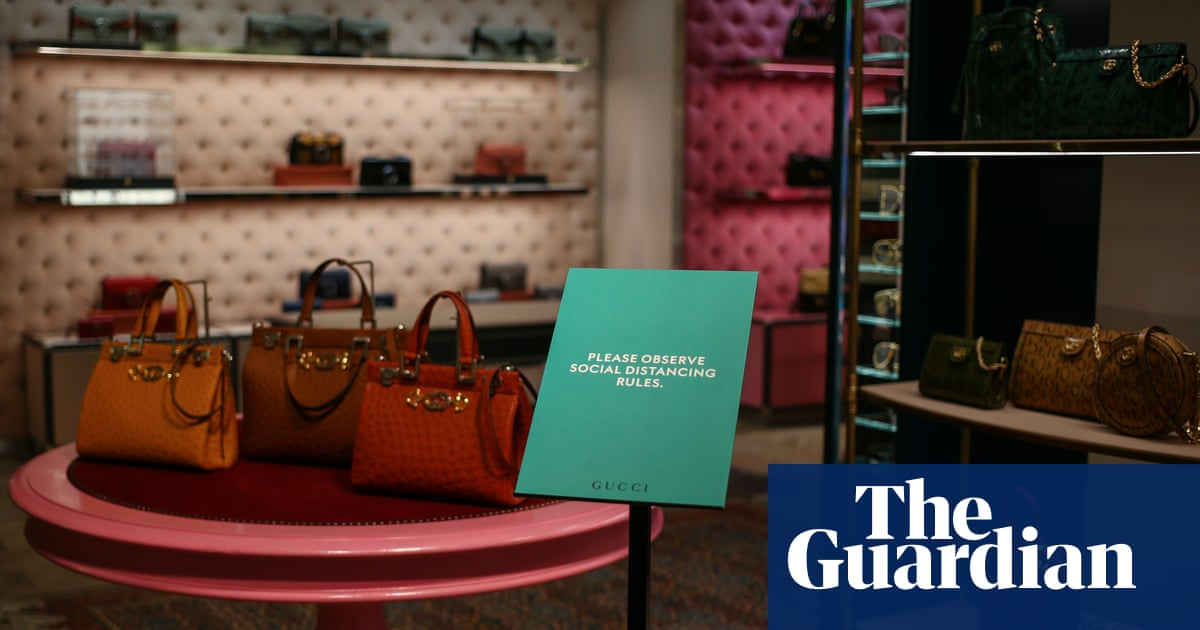 Harrods and Arcadia shed 1,200 jobs as John Lewis warns of staff and bonus cuts